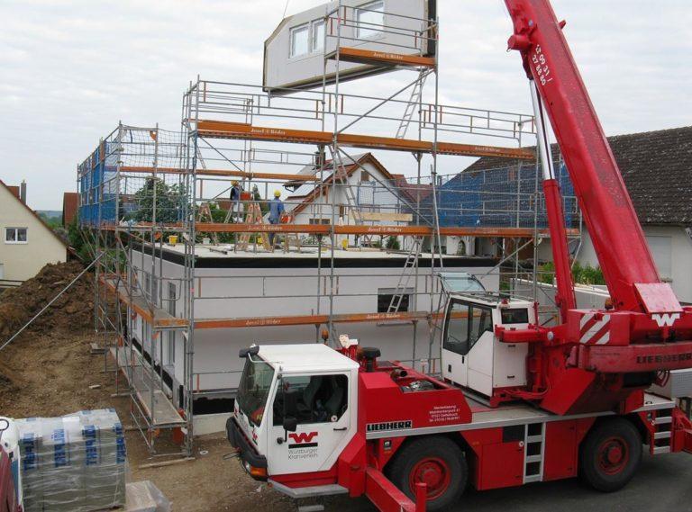 Lekkie rusztowania aluminiowe dla firm remontowo-budowlanych