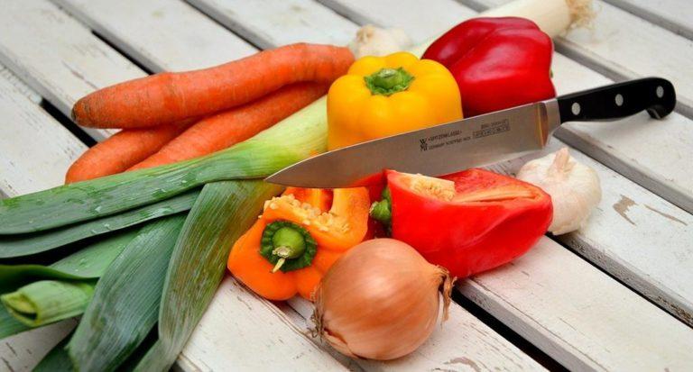 Jak ważny jest naostrzony nóż wie tylko profesjonalny kucharz.